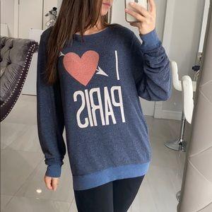 I Love Paris Sweater